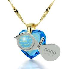 cool gifts for amaze today with heartwarming nano jewelry