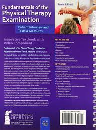 fundamentals of the physical therapy examination patient