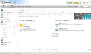 manage dns records using webuzo u2013 webuzo blog