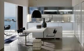 forme cuisine cuisines cuisine ilot central moderne forme l cuisine blanche