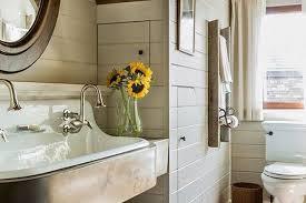 rustic farmhouse bathroom ideas hative beautiful rustic farmhouse