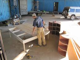 Making Kitchen Cabinets Andriy Making Kitchen Cabinets And Bed For Hangar Apartment Ama
