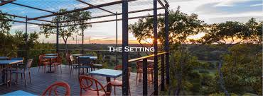 Cantilevered Deck by Elm Creek Manor 4r Ranch Vineyards And Winery U0026 Barnhaus