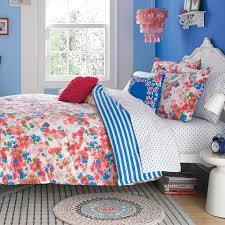 bedroom large blue and pink bedrooms for girls painted wood wall