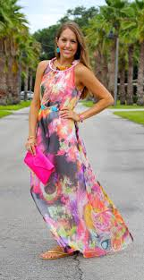 floral maxi bridesmaid dress today s everyday fashion the wedding j s everyday fashion
