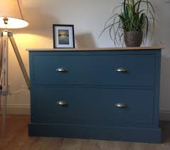stunning shabby chic solid oak u0026 pine sideboard nest at number 20