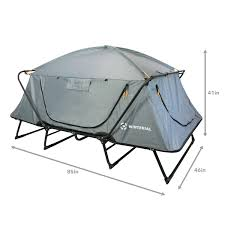 Rei Comfort Cot Review Elevated Two Person Camping Tent Cot Stay Dry U0026 Bug Free