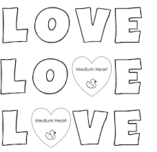 free heart templates for valentine u0027s day crafting updated