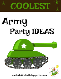 army birthday invitations coolest army theme party ideas