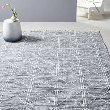 Indoor Outdoor Rug Reflected Diamonds Indoor Outdoor Rug West Elm