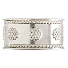 bloomingdale bridal gift registry juliska berry thread napkin ring bright satin bloomingdale s