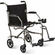 Standard Desk Length by Medline K4 Basic Lightweight Wheelchair 18 Wide Seat Desk Length