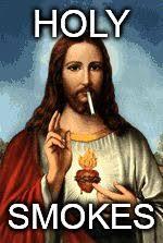 Holy Jesus Meme - even jesus does bad things lol imgflip