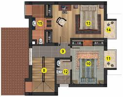 Large Bungalow Floor Plans Ganga Kutir Residency