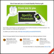 free gift cards online spotify free gift card codes