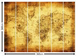 world map wallpaper murals map wall murals loveabode com ancient world map wallpaper wall mural