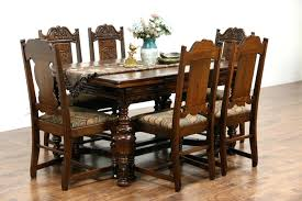pir wonderto antique dining room sets for sale in ontario mixing