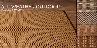 Indoor Outdoor Patio Rugs by Natural Fiber Outdoor Sisal Rugs Polypropylene Sisal Rugs Direct