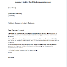 Explanation Letter Due To Negligence apology letters writeletter2