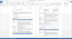 Excel Capacity Planning Template Capacity Plan Template Microsoft Word And Excel Templates