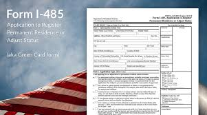 what is form i 485 used for immigration learning center
