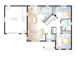 modern home floor plans floor plans for house house with open floor plan modern single floor