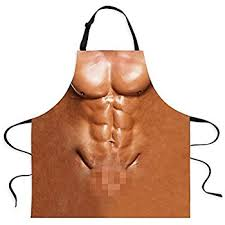 apron novelty cooking grilling