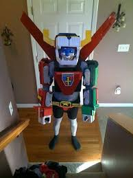 Voltron Halloween Costume Voltron Costume 6 Steps Pictures