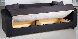 Sofa Sleeper With Storage Sofa With Storage Underneath Sofas