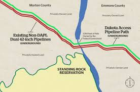 Standing Rock Reservation Map Oil Sands Breakeven Prices Are How Much Oil Sands Magazine