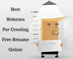 Free Resume Online Creator by 3 Best Websites To Create Appealing Resumes Online For Free