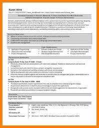 Best Resume Heading by Resume Header Example Resume Cv Cover Letter Resume Writing
