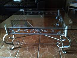 wrought iron coffee table with glass top surprising wrought iron coffee tables with glass top 73 for home