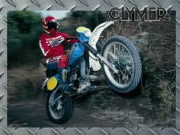 clymer manuals yamaha dirt bike motocross dual sport motorcycle