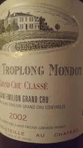 learn about chateau troplong mondot 2007 clos dady 2002 ch troplong mondot and 2000 ch siran