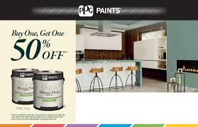 ppg paints marketing planner