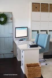 Organized Office Desk 10 Ways Perfectly Organized Office A Bowl Of Lemons