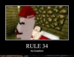 Minecraft Meme - rule 34 minecraft very demotivational demotivational posters