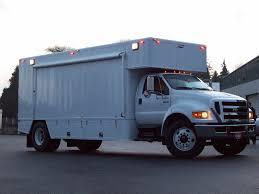 Swat Units U2013 Trivan Truck Body