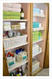 project linen closet reveal pretty and organized fox hollow