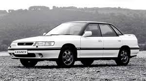1992 subaru loyale subaru legacy 2 0 turbo uk spec bc u00271992 u201393 youtube
