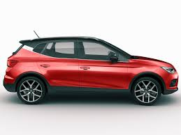 seat arona 2018 3d model in suv 3dexport