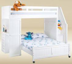 multifunction loft bed in white allen house kids loft beds and