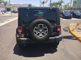 2015 used jeep wrangler 4wd 2dr rubicon at kearny mesa toyota