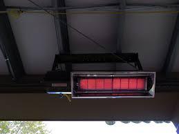 Sunpak Patio Heaters by The Habanero Hab40s Stainless 40 000 Btu Hanging Patio Heater