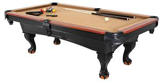 Dining Room Pool Table by Amazon Com Minnesota Fats Covington 7 5 U0027 Billiard Table Pool