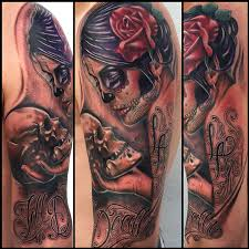 junkies studio tattoos flower
