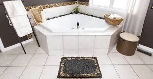 bathroom mat ideas ask forget diy pebble bath mat and other ideas for a