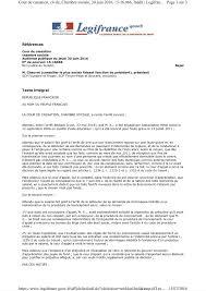 chambre sociale de la cour de cassation licenciement procedure irregularite prejudice preuve necessite oui chambre sociale de la cour de cassation 15 16066 jpg
