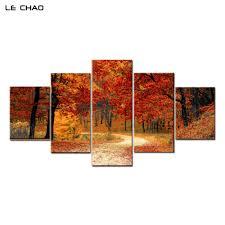 Wohnzimmer Rot Orange Online Kaufen Großhandel Rot Kunst Aus China Rot Kunst Großhändler